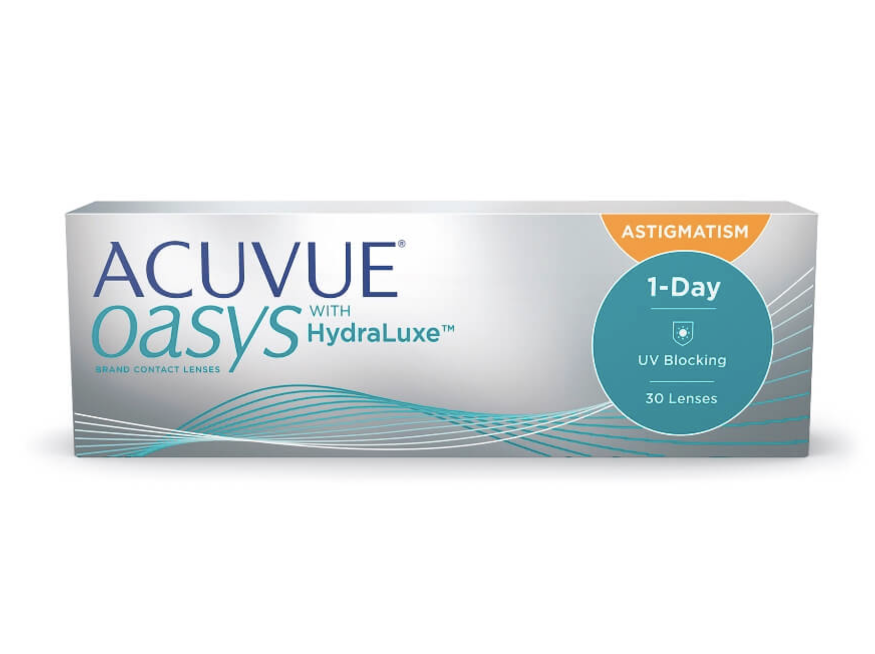 Acuvue Oasys 1 Day for Astigmatism (30 линз)