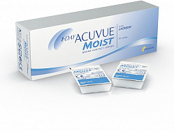 1 Day Acuvue Moist, 30 шт. из уп.pk180 W384M